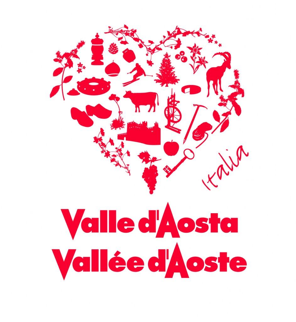 Logo Cuore verticale + Italia